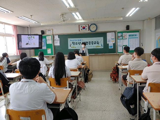 01- 여주시 청소년 상담복지센터 '찾아가는 청소년생명존중교육' 실시.jpg