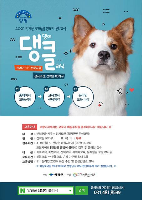 06 양평군 댕댕이 클리닉 홍보 포스터.jpg